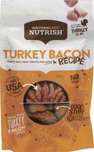 Rachael Ray Nutrish turkey bacon winter dog treats
