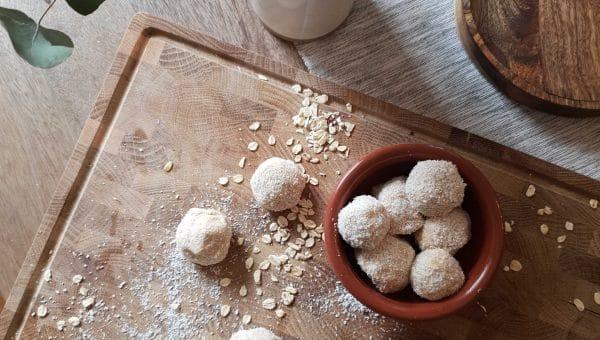 No Bake Coco-Nutter Pumpkin Balls [Recipe]