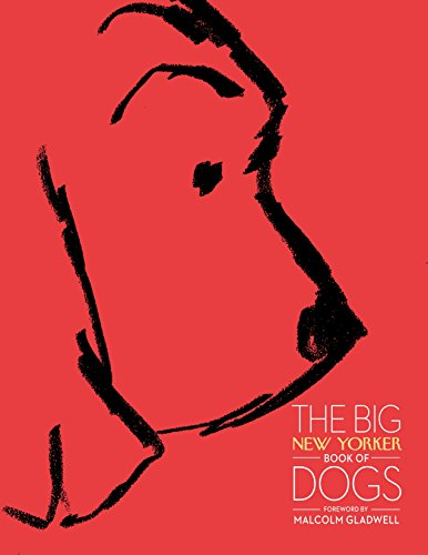 """""""The Big New Yorker Book of Dogs"""" book gift for dog lovers"""