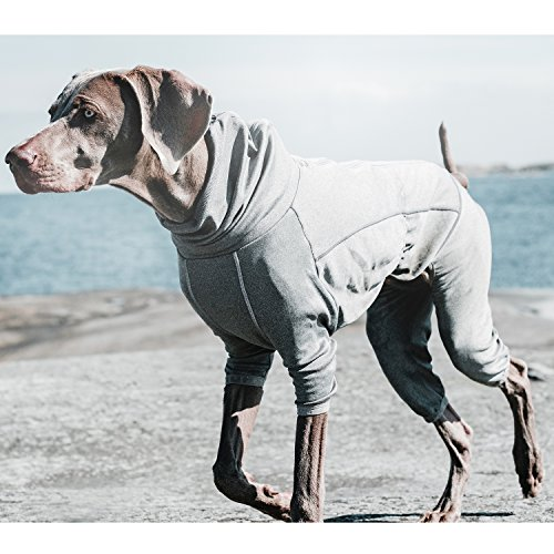 Hurtta Body Warmer bodysuit for dog winter safety