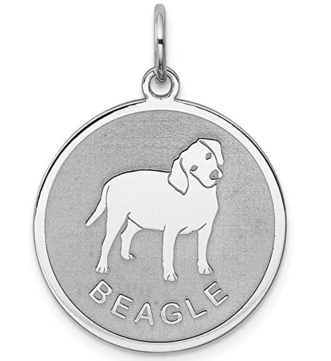 Beagle Gift Pendant
