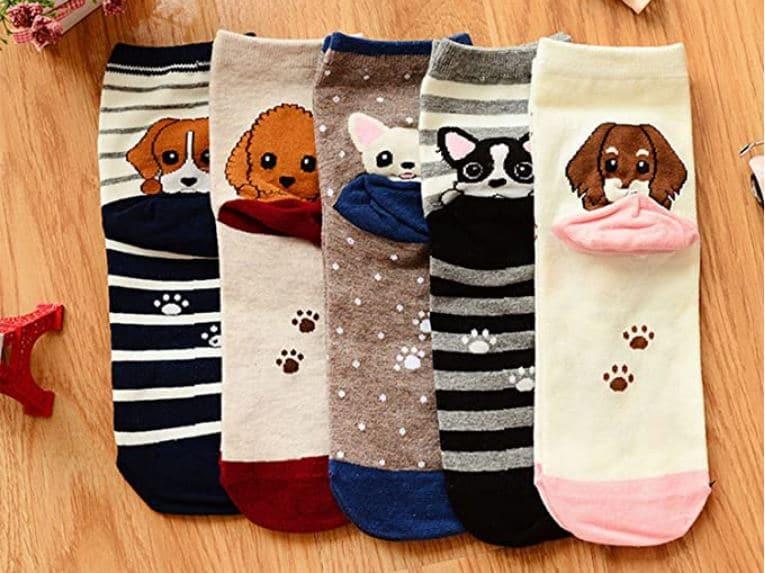 Beagle Gift Socks