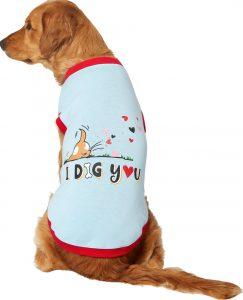 """Frisco """"I Dig You"""" dog t-shirt"""