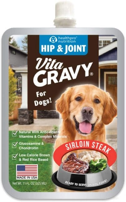 hip and joint gravy for dogs