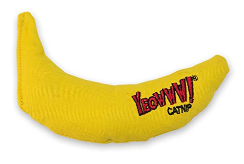 Yeowww! plush banana