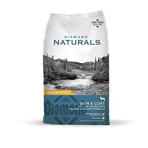 Diamond Naturals dog food for sensitive stomach