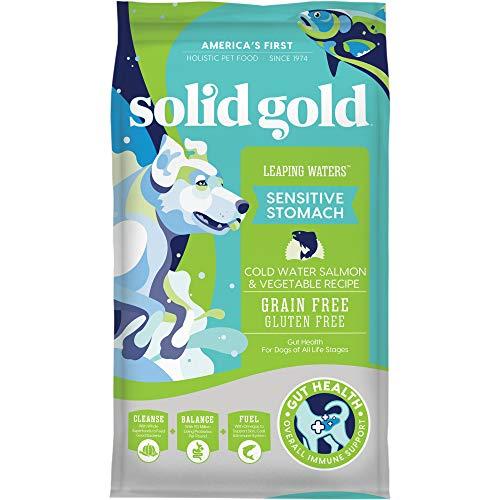 Solid Gold sensitive stomach dog food