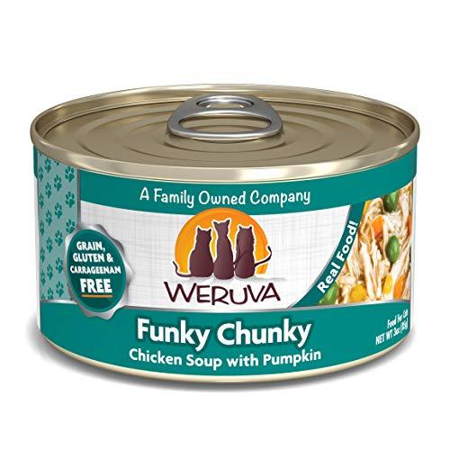 Weruva Funky Chunky canned
