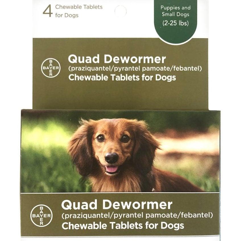 Bayer Quad tablets