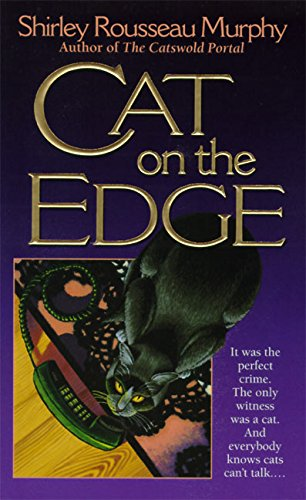 """""""Cat on the Edge"""" cover"""