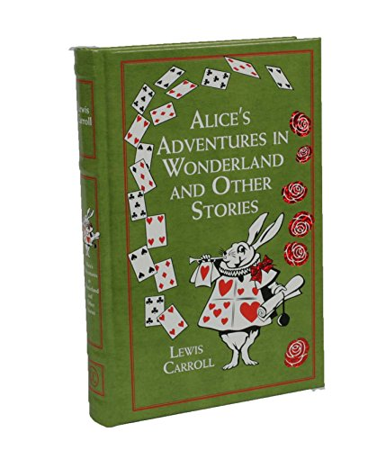 """""""Alice's Adventures in Wonderland and Other Stories"""" book"""