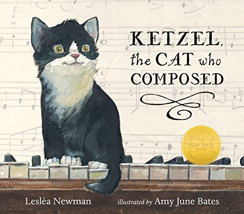"""""""Ketzel, the Cat who Composed"""""""