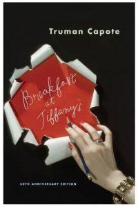 """Breakfast at Tiffany's"" cover"