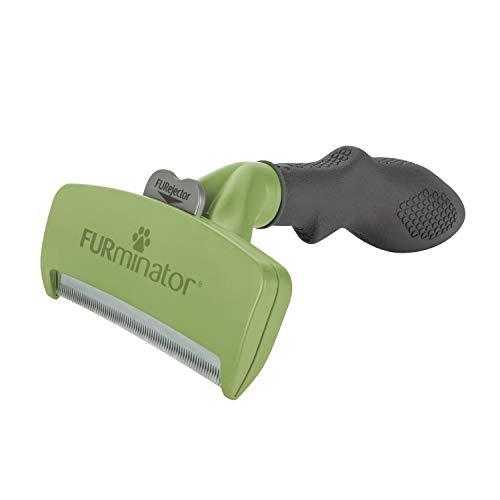 Green Furminator comb