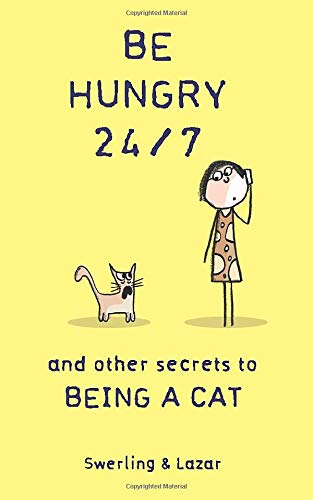 """""""Be Hungry 24/7"""" book"""