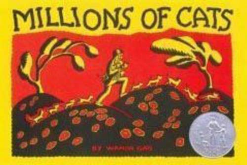 """""""Millions of Cats"""" cover"""