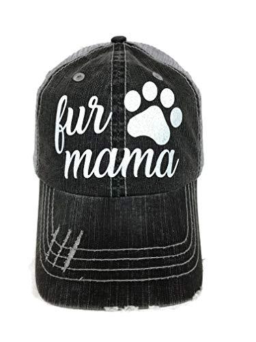 Funny No MaAm Hat Black