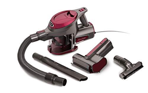 Shark Rocket corded handheld vacuum, red