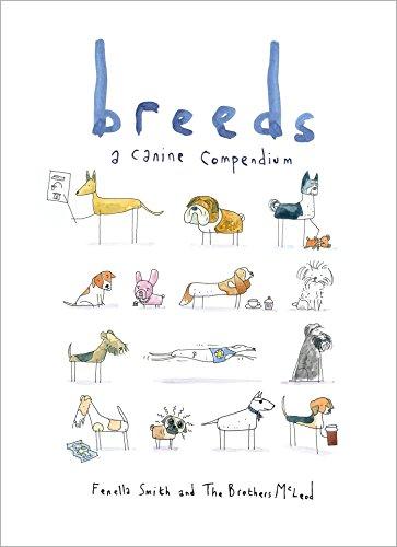 """""""Breeds: A Canine Compendium"""" book"""