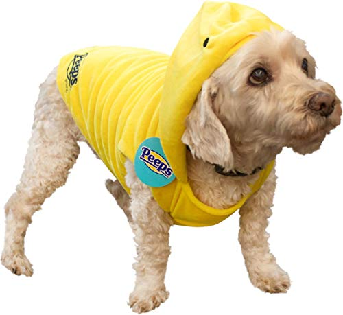 Peeps for Pets chick Easter outfit for dogs