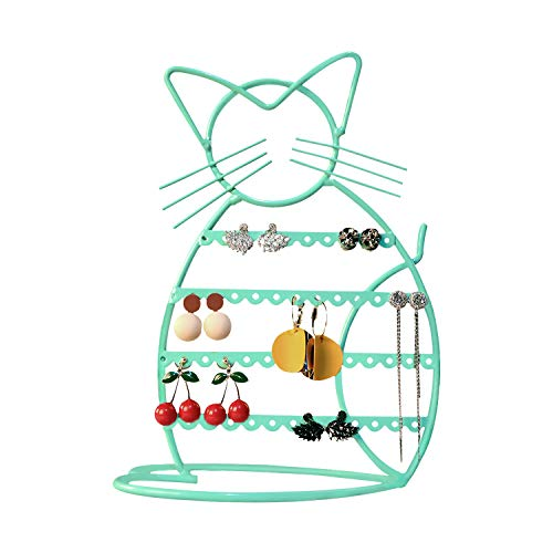 cat-shaped jewelry stand