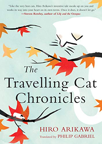 """""""The Travelling Cat Chronicles"""" fiction book"""