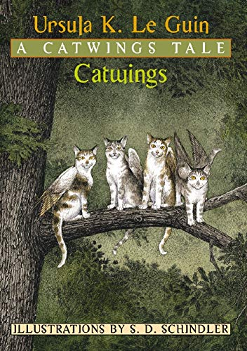 """""""Catwings"""" cover"""