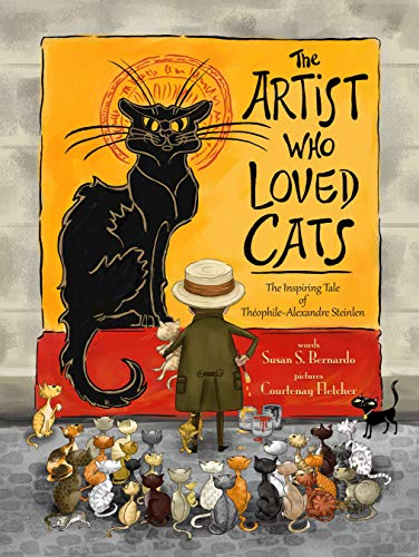 """""""The Artist Who Loved Cats"""""""