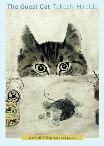 """""""The Guest Cat"""" book cover"""