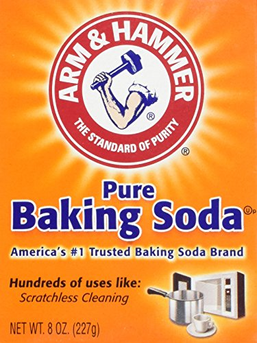 Box of Arm & Hammer Baking Soda