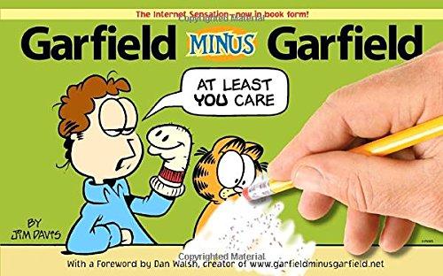 """""""Garfield Minus Garfield"""" comic"""