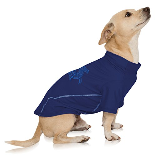 Amazon PlayaPup eco-friendly collection sun shirt summer dog top