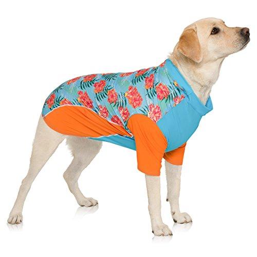 Amazon PlayaPup UPF50+ sun shirt summer dog top
