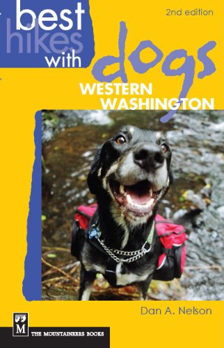 cover of Best Hikes with Dogs book