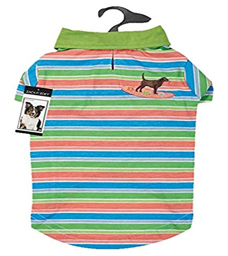 Amazon Casual Canine UPF40 polo summer dog top