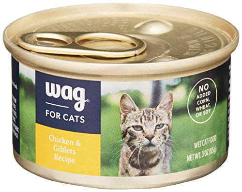 can of Wag wet cat food