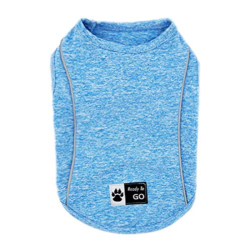 Amazon Kyeese quick dry athletic tank summer dog top