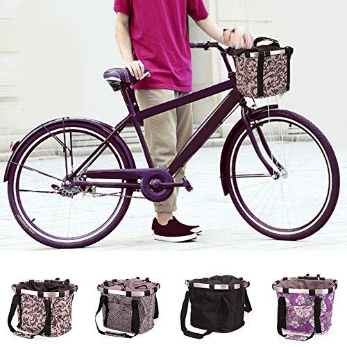 Petall basket and handbag dog carrier