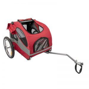 PetSafe happy rider bike trailer for dogs