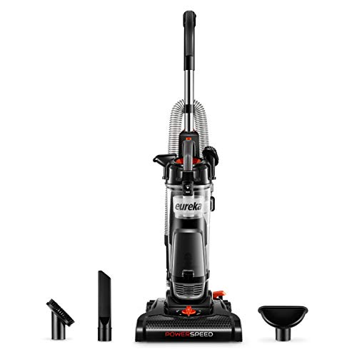 Eureka upright vacuum for hardwood floors and pet hair