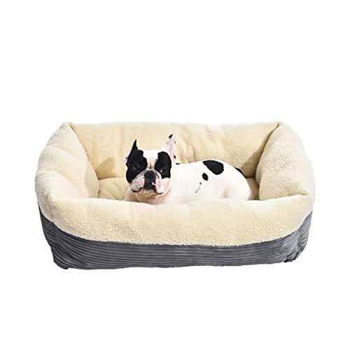 AmazonBasics cheap warming dog bed