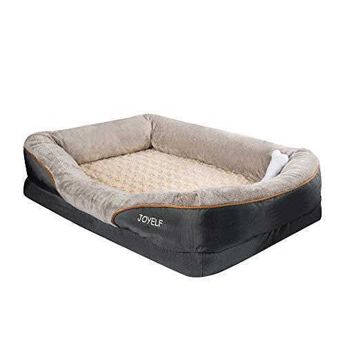 Joyelf memory foam bed