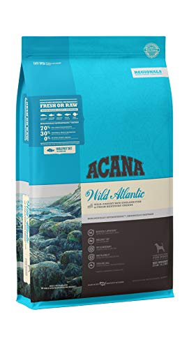 Acana Wild Atlantic dog food without chicken