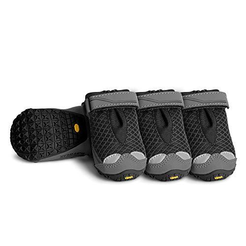 set of Ruffwear Grip Trex hiking boots