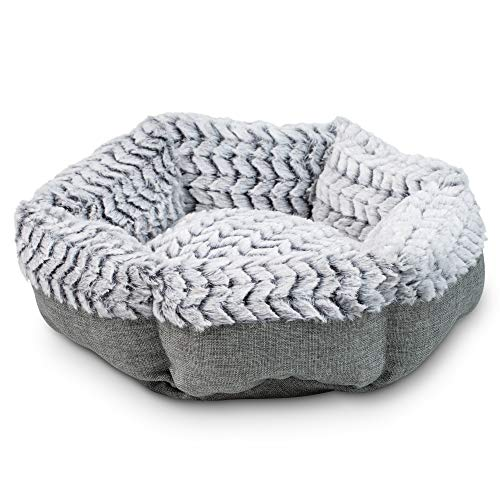 Pet Craft Supply Co. round memory foam bed