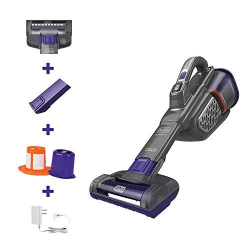 Black & Decker handheld pet hair vacuum