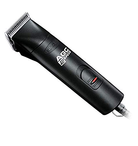 black AGC two-speed clippers