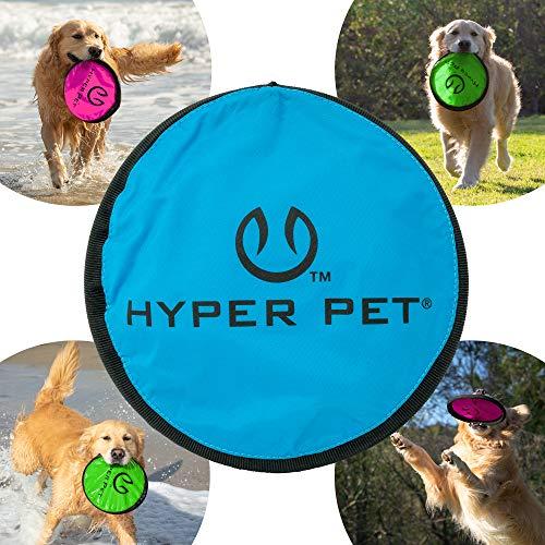 Hyper Pet dog pool frisbee