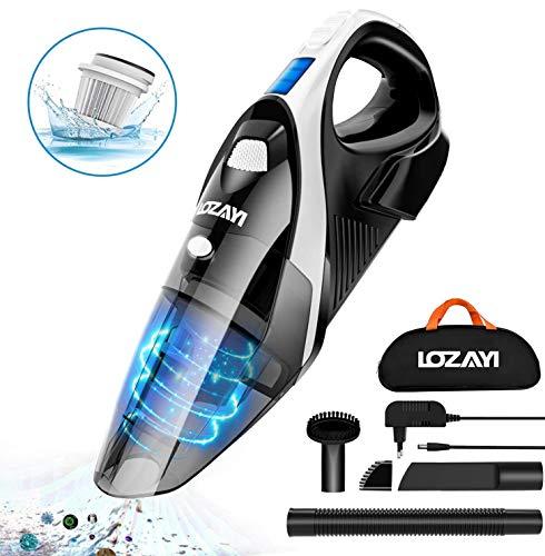 Lozayi cordless handheld vacuum