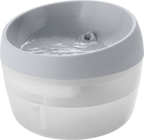 Frisco bubbler cat water fountain